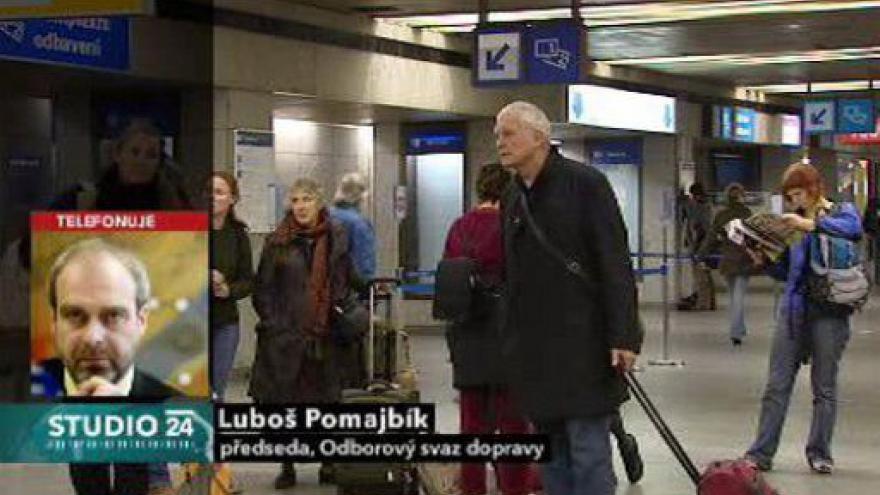 Video Telefonát Luboše Pomajbíka