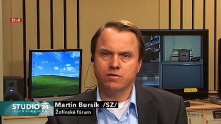 Video Martin Bursík a Vladimír Tošovský o energetické koncepci