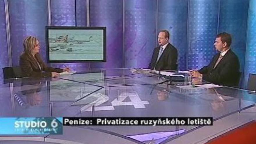Video Jeroným Tejc a Michal Doktor ve Studiu 6