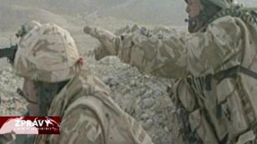 Video Londýnská pomoc pro Afghánistán