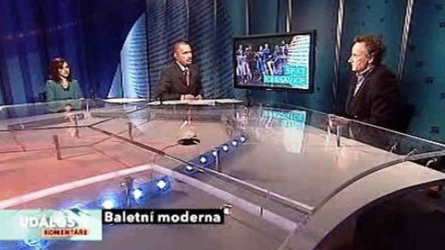 Video Rozhovor s Youri Vámosem a Andreou Kramešovou