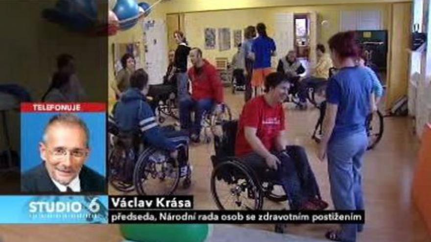 Video Václav Krása, Milena Černá a Dagmar Kocmánková ve Studiu 6