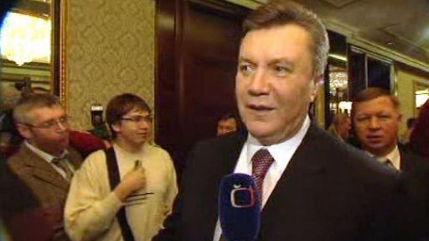 Video Reportáž a vstup Miroslava Karase
