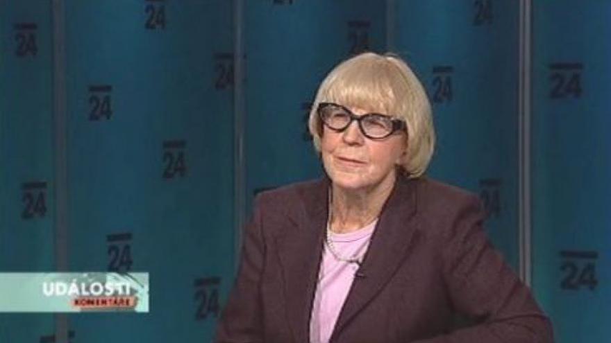 Video Reportáž Jiřího Svobody a rozhovor s Evou Zaoralovou
