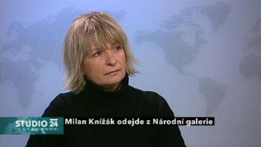 Video Rozhovor s L. Lindaurovou a J. Vlčkem