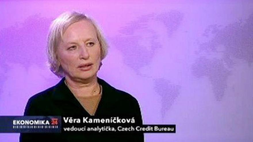 Video Rozhovor s vedoucí analytičkou Czech Credit Bureau