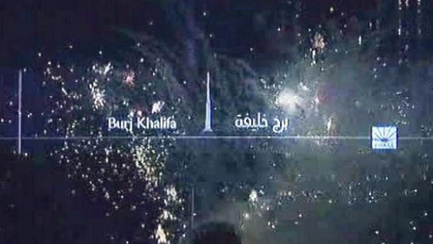 Video NC: Slavnostní otevření nejvyšší budovy světa