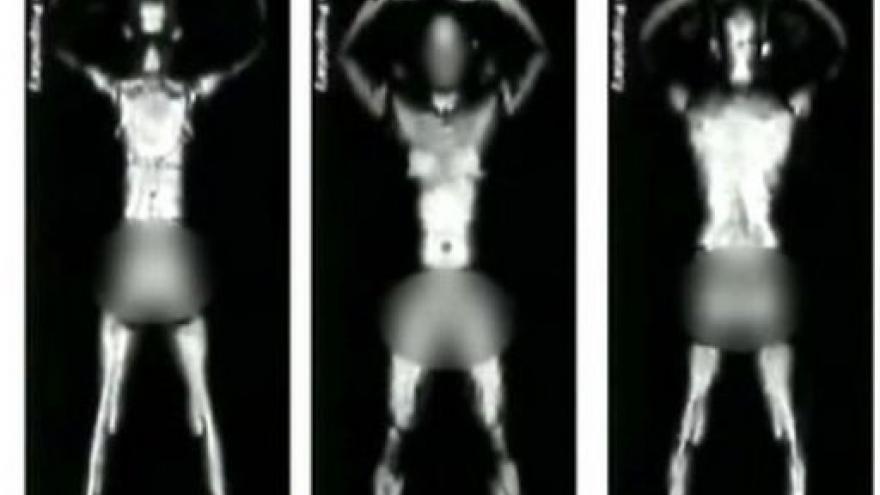 Video Holandsko zavádí nové skenery