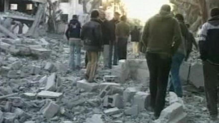 Video Rok od ofenzivy Izraele do Gazy