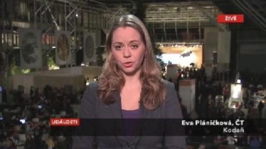 Video Vstup Evy Pláničkové