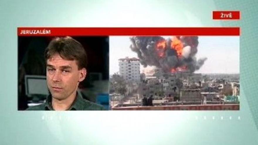 Video Telefonát Břetislava Turečka z Jeruzaléma