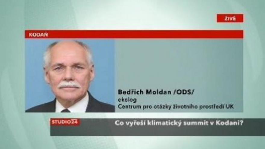 Video Telefonát Bedřicha Moldana