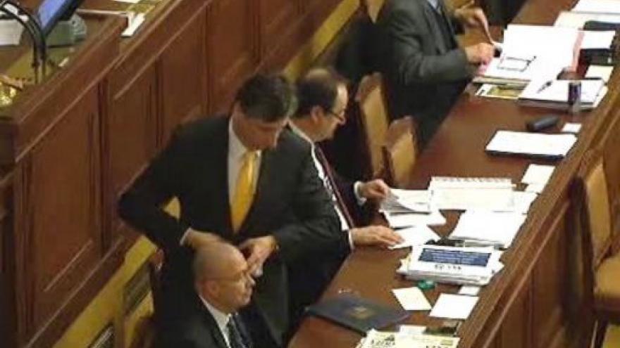 Video Sněmovní jednání o rozpočtu jsou u konce