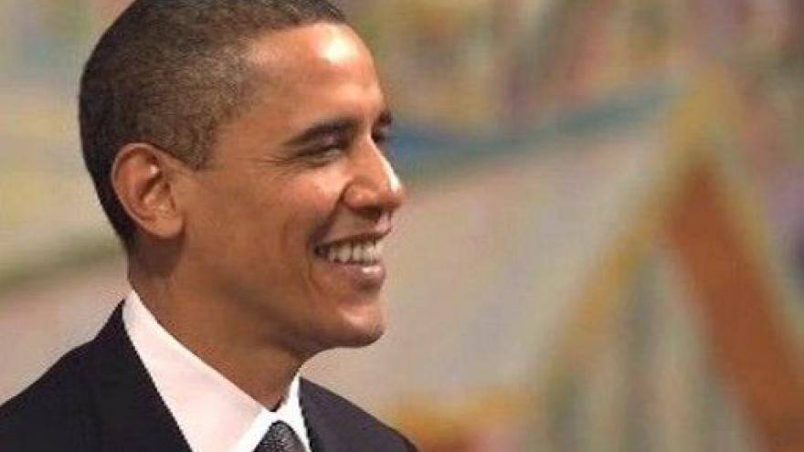 Video Obama převzal Nobelovu cenu