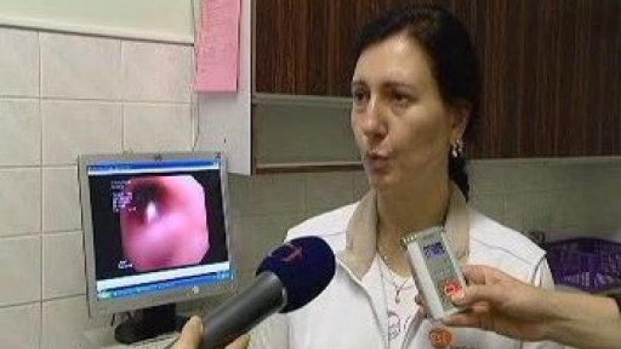 Video Rozhovor s primářkou Pneumologické kliniky