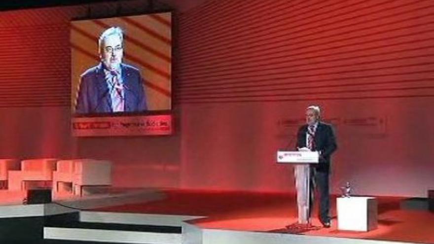 Video Projevy druhého dne sjezdu evropských socialistů