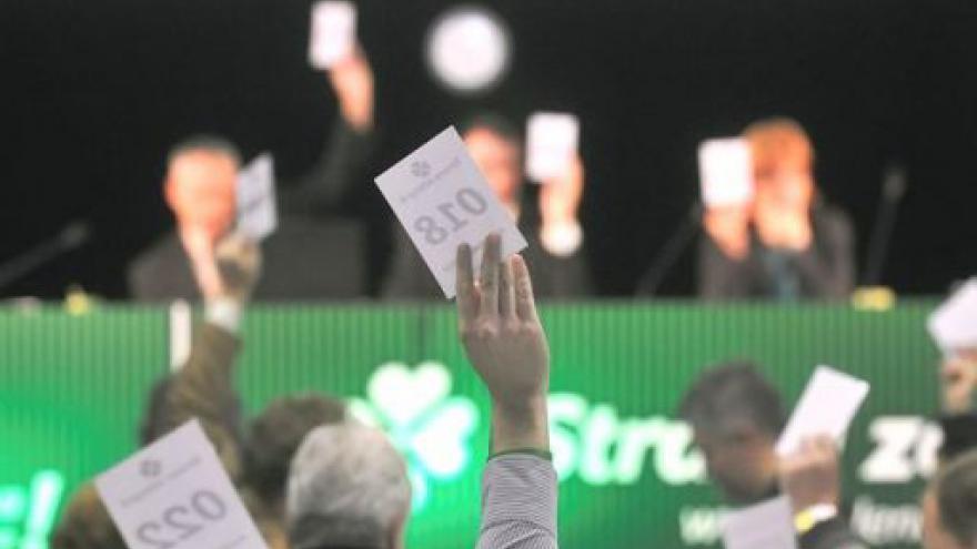 Video Reportáž ze sjezdu zelených