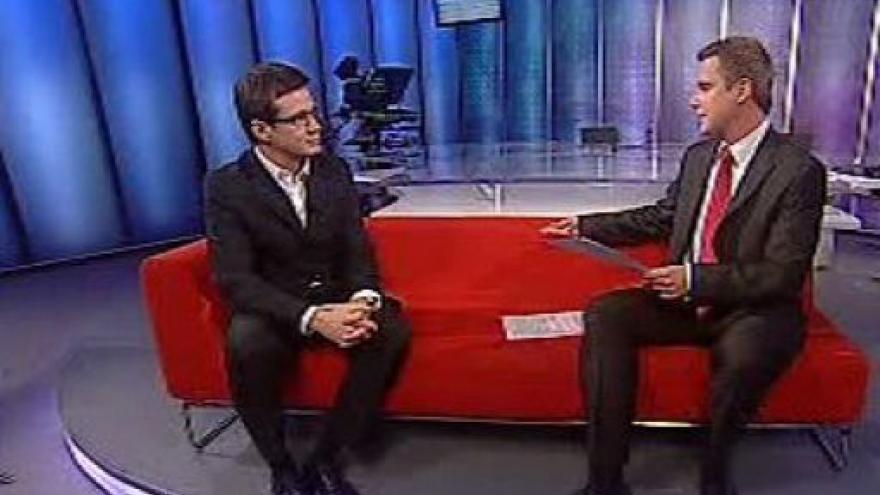 Video Rozhovor s Ondřejem Liškou ve Studiu 6