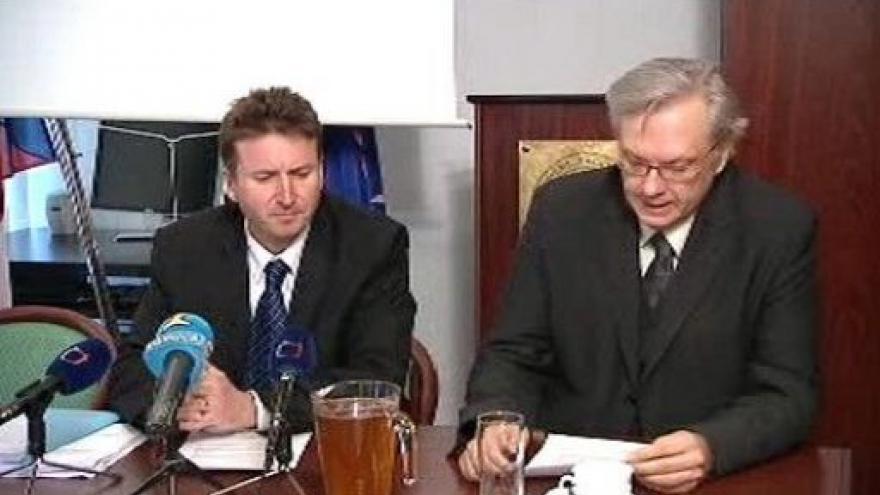 Video Brífink Milana Kubka o úhradové vyhlášce MZ