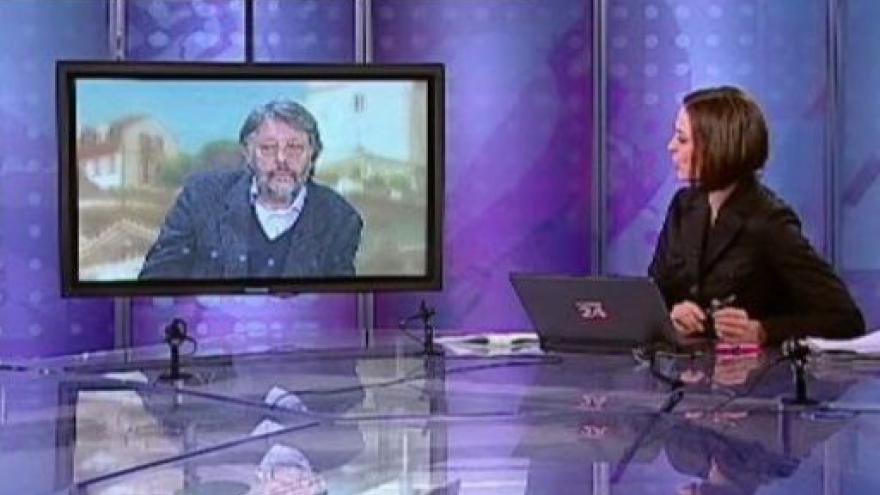 Video Rozhovor s politologem Zdeňkem Zbořilem