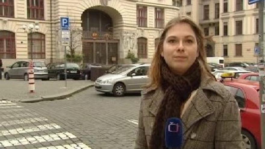 Video Reportáž Barbory Straňákové a Barbory Jelínkové