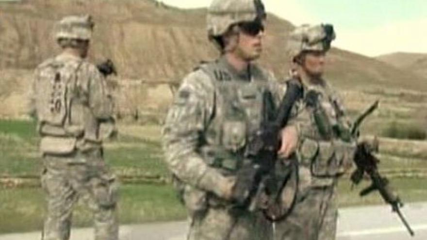 Video Američtí vojáci páchají sebevraždy