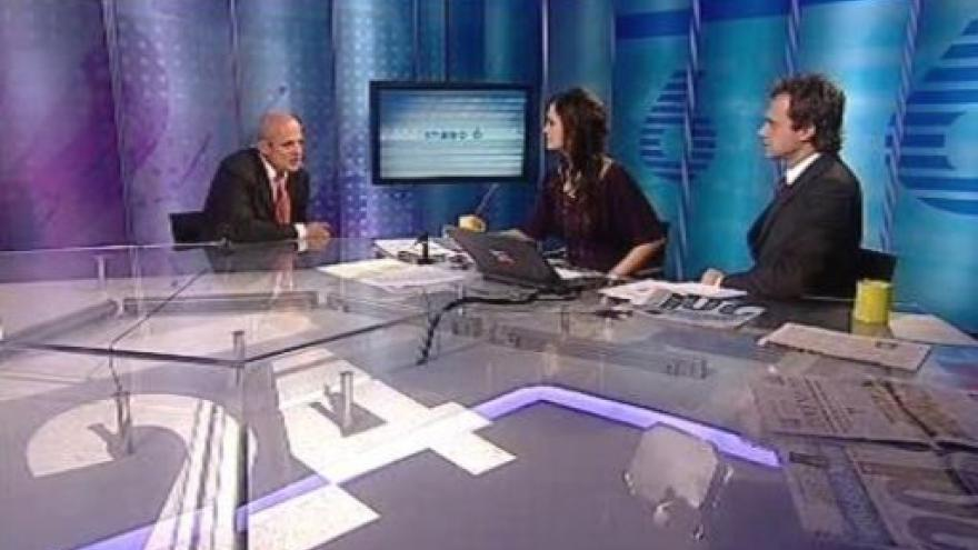 Video Michal Horáček hostem Studia 6