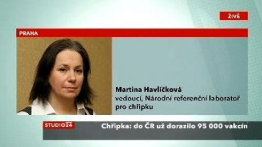 Video Rozhovor s Martinou Havlíčkovou