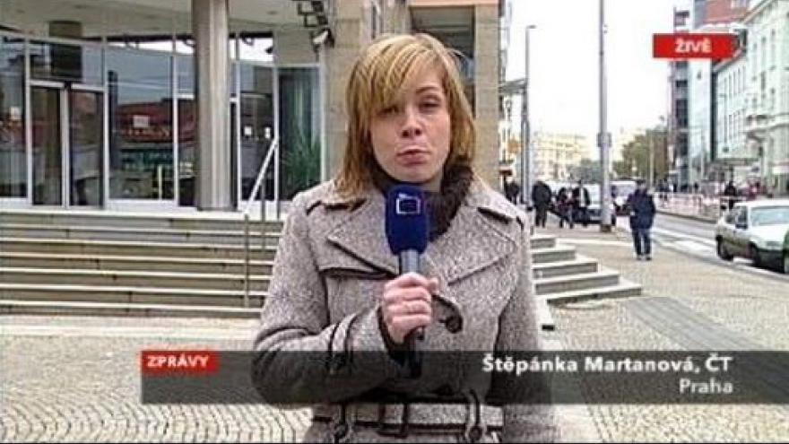 Video Vstup Štěpánky Martanové