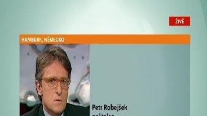 Video Vstup Petra Robejška