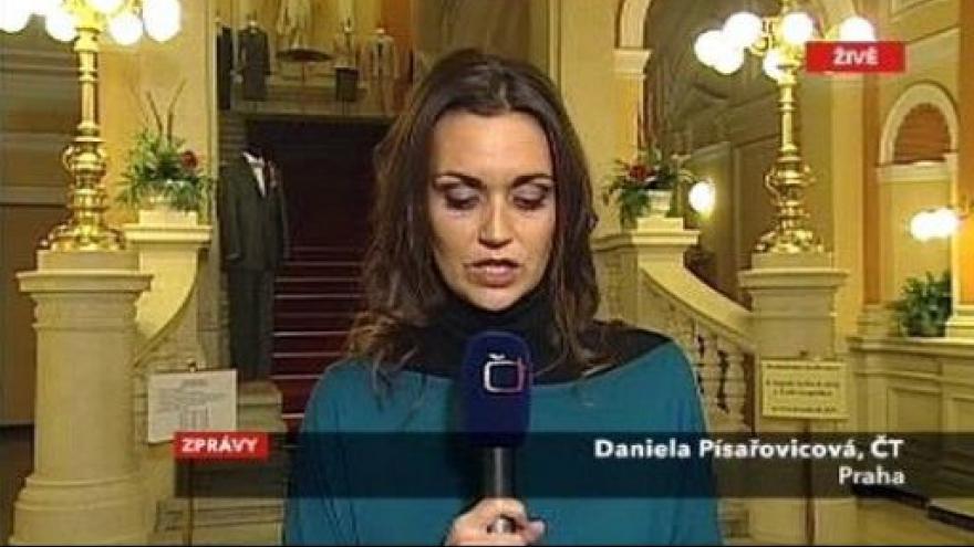 Video Vstup Daniely Písařovicové