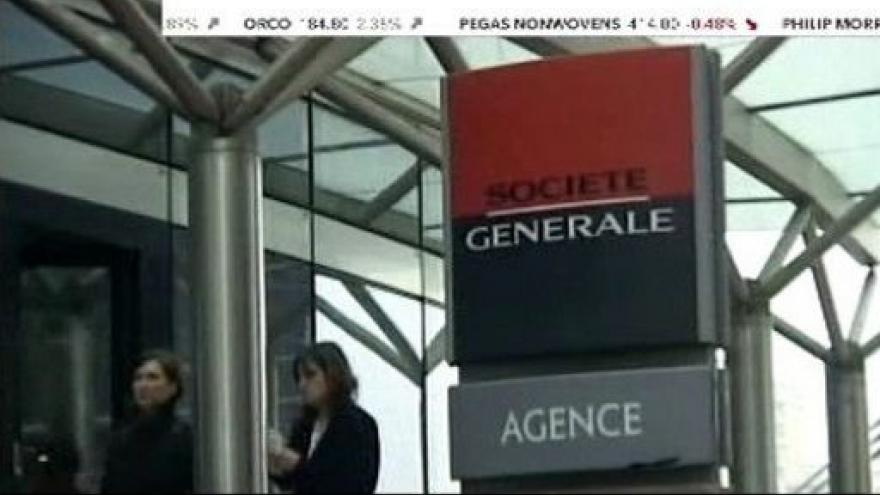Video Výsledky Société Générale a KB