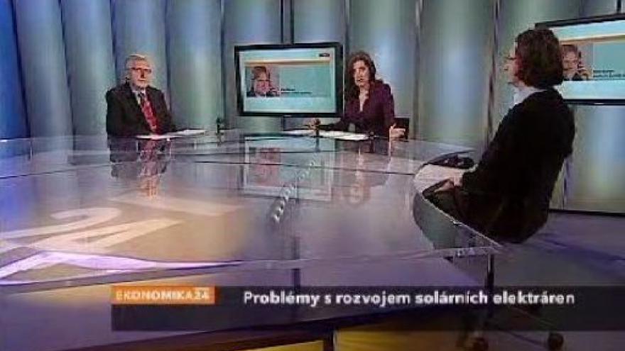 Video Problémy výstavby solárních elektráren