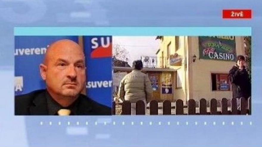Video Rozhovor se starostou Františkových Lázní