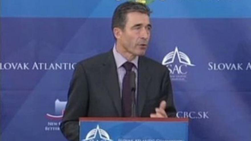 Video Ministři obrany NATO jednají v Bratislavě
