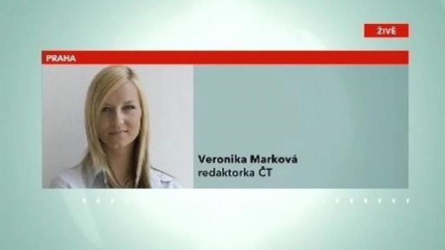 Video Telefonát Veroniky Markové
