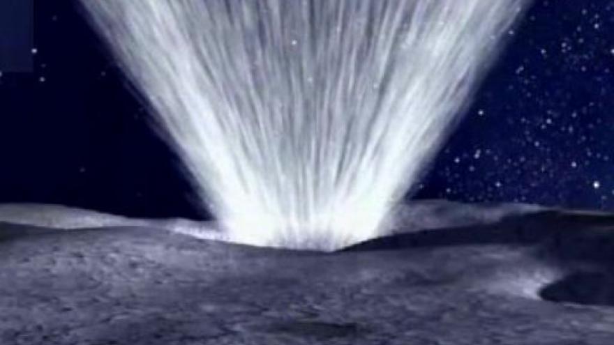Video Brífink NASA o bombardování Měsíce