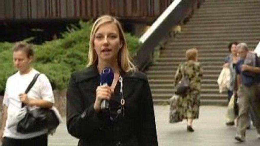 Video Události: Reportáž Veroniky Markové