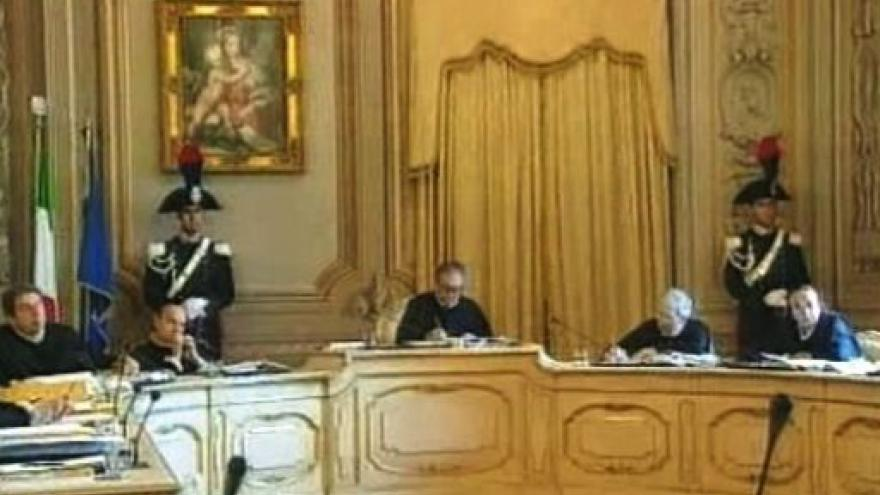 Video Italský ústavní soud zrušil zákon o imunitě