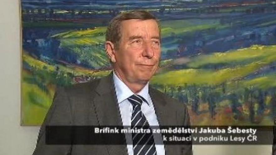 Video TK Jakuba Šebesty