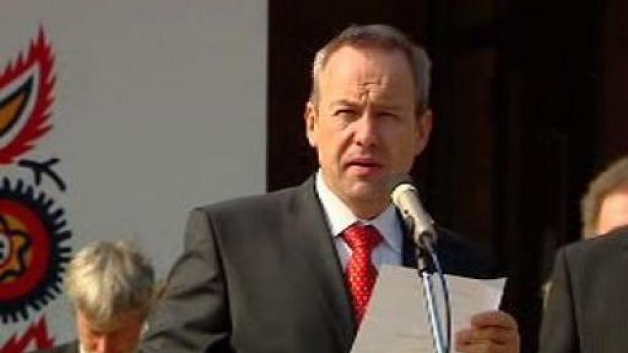 Video Slavnostní vyhlášení vesnice roku 2009