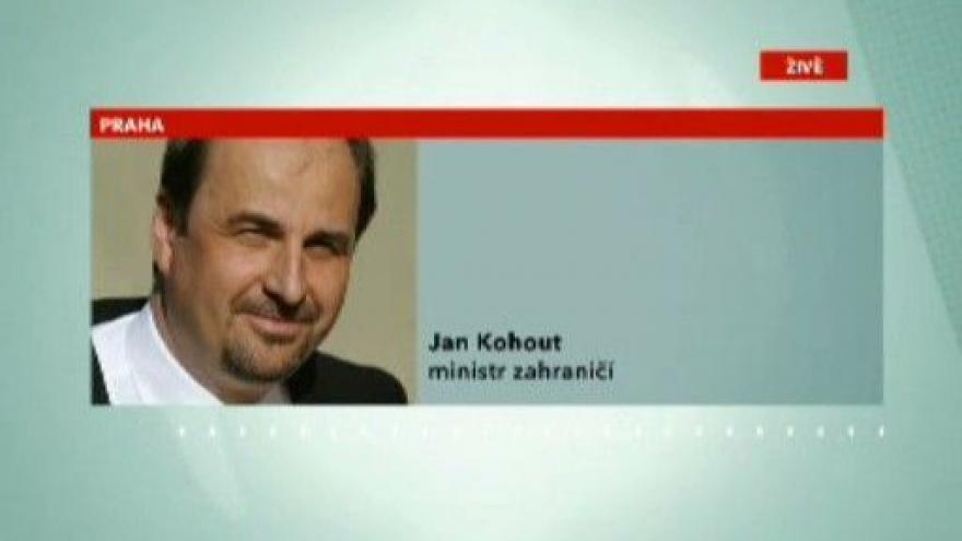 Video Telefonát Jana Kohouta