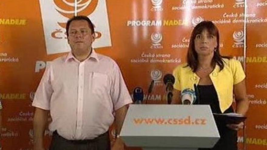 Video TK ČSSD k vyjádření Ústavního soudu