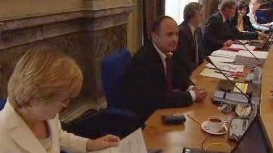 Video Kabinet bude opět jednat o rozpočtu