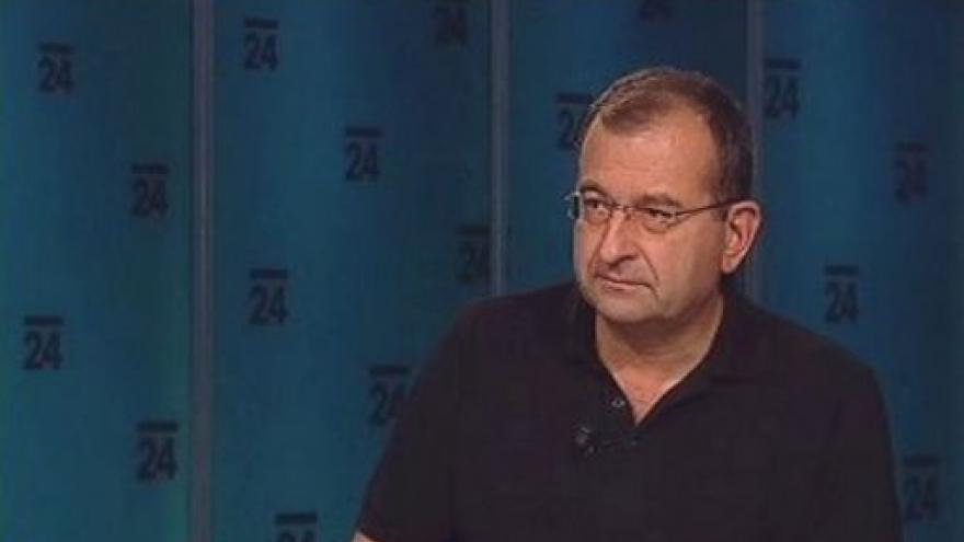Video Psychiatr Cyril Höschl hostem Událostí, komentářů