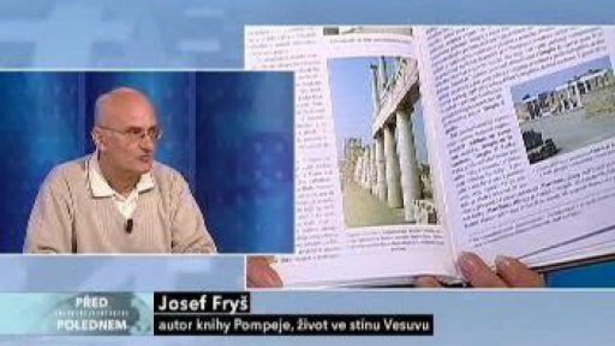 Video Rozhovor s Josefem Fryšem