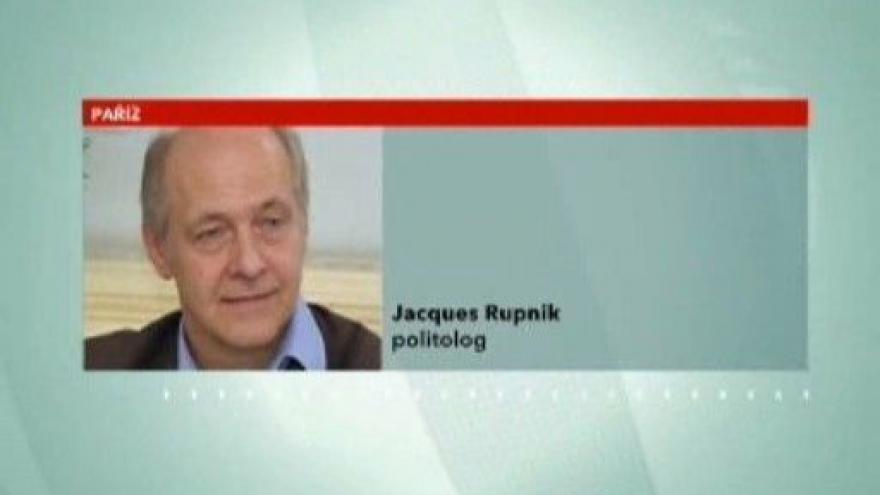 Video Rozhovor s Jacquesem Rupnikem