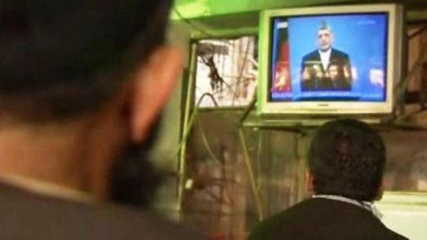 Video Napjatá situace v předvolebním Afghánistánu