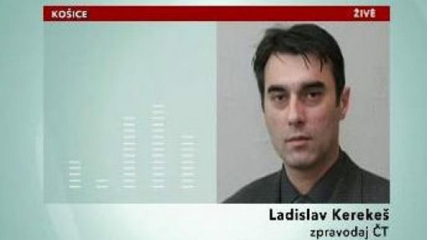 Video Vstup Ladislava Kerekeše