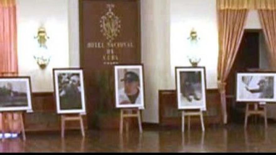 Video Výstava fotografií k 83. narozeninám Fidela Castra